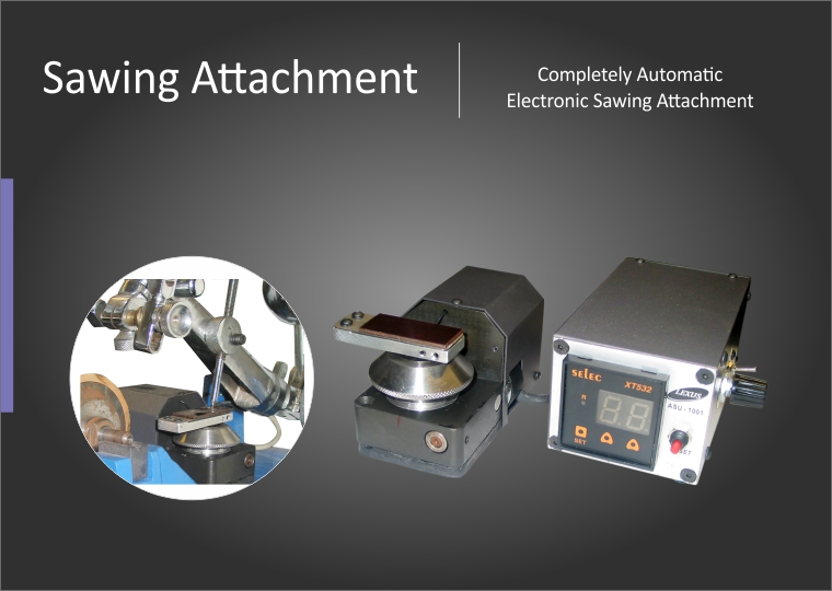 Sawing Attachment